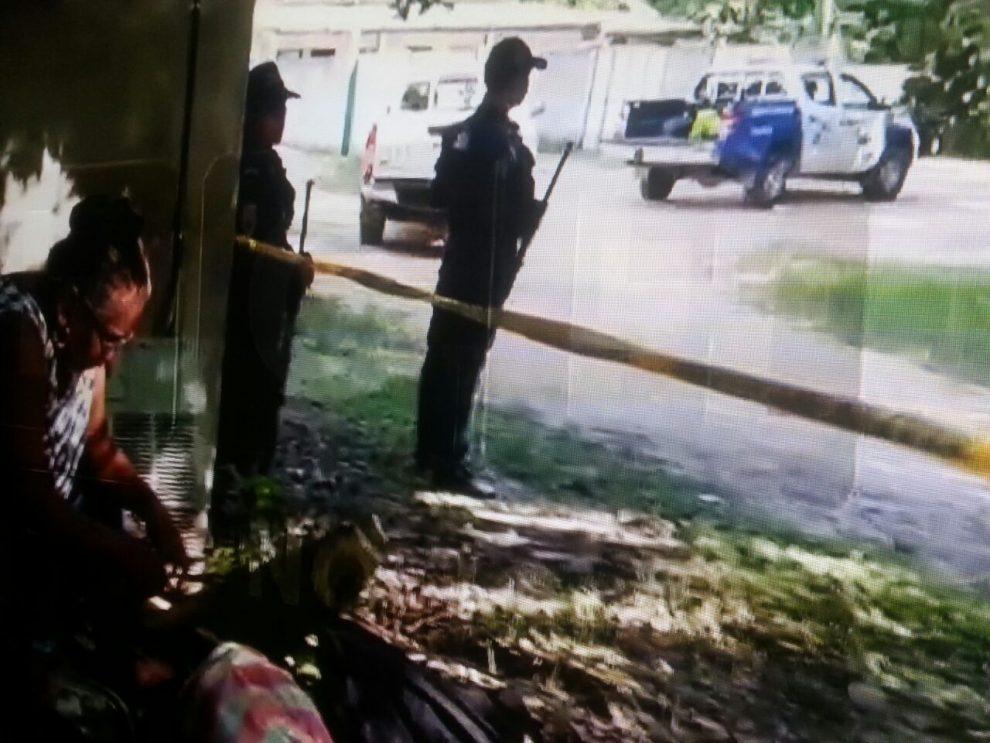personas asesinadas dentro de un motel