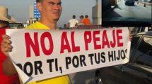 seguirán protestas antipeaje