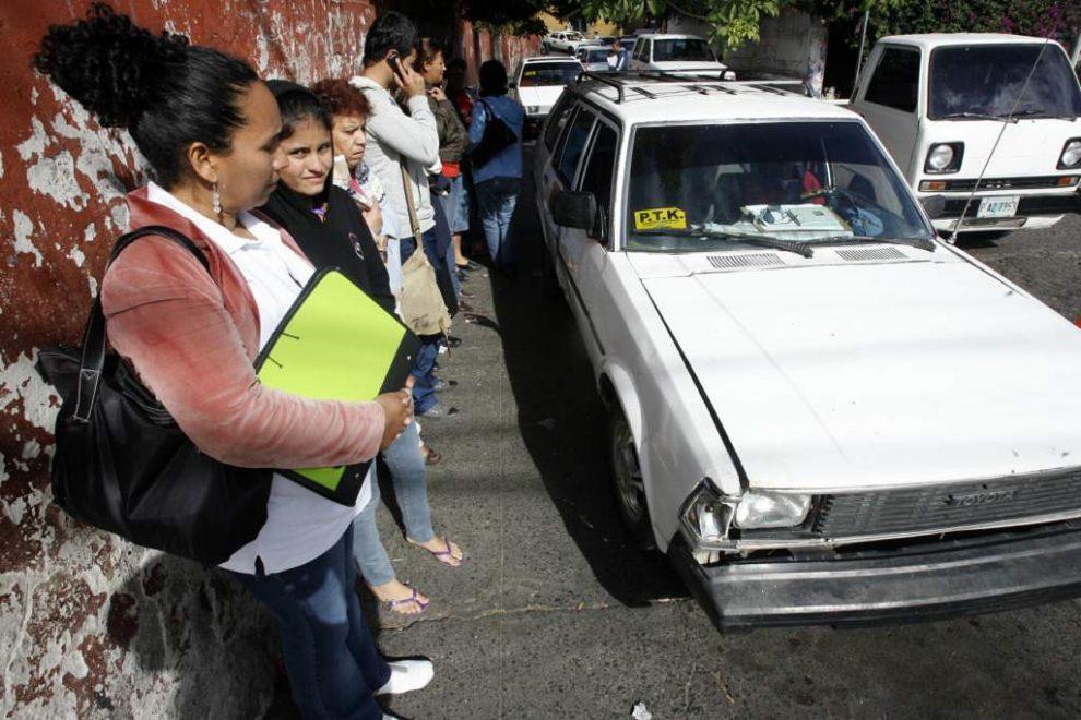 secuestros express en colectivos