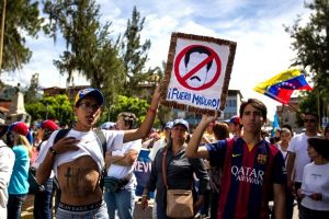 la oposición venezolana