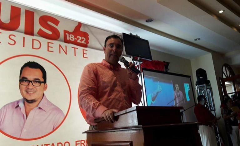 propuesta de Luis Zelaya