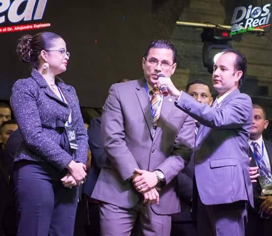 Diputado Walter Romero.