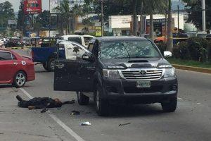 muertes violentas en Honduras ocurren durante fin de semana