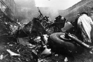 tragedias aéreas de la Historia del Deporte
