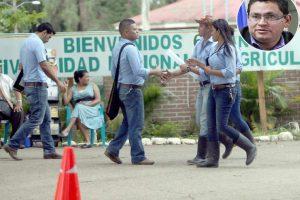 orden de captura para 50 estudiantes de la UNA