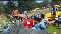 importancia del video que muestra atropello de estudiantes