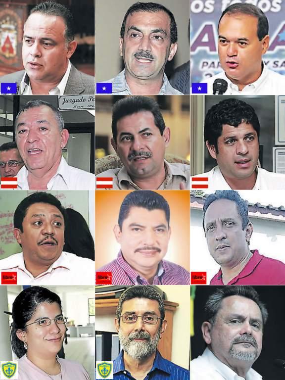 alcaldía de San Pedro Sula