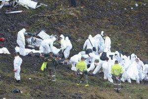 Las impactantes fotografías de la tragedia del Chapecoense