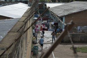 prisión hondureña
