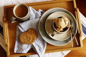 Científicos comprueba que desayunar helado trae beneficios