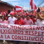 La reelección en Honduras es ilegal