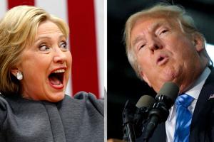 Hillary Clinton con 5 puntos de ventaja