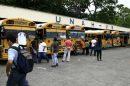 viajar hacia la UNAH-VS