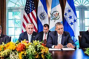 Queda en suspenso el dinero que recibiría Honduras por el Plan Alianza