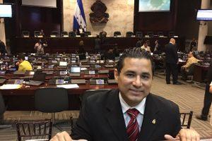 El diputado Walter Romero.